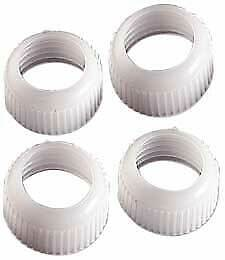 Wilton Coupler Ring Set For Standard Icing Tips Nozzles