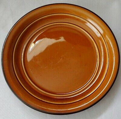 Home Trends Country Crock Amber Salad Plate(S) 7 3/4""