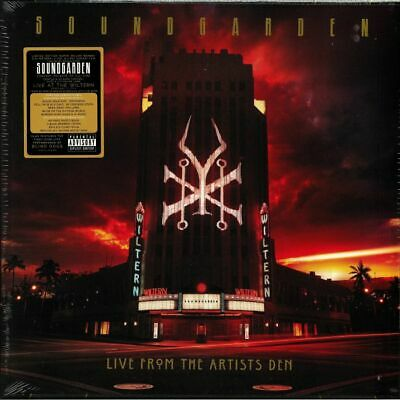 SOUNDGARDEN - Live From The Artists Den (Deluxe Edition) - Vinyl (LP box)