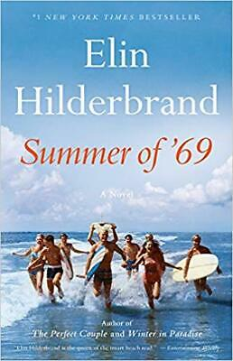 Summer of '69 by Elin Hilderbrand (PDF & EPUB) ⚡Instant Delivery⚡