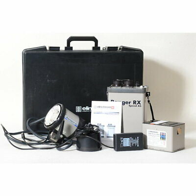 Elinchrom Generator Ranger Rx Seed as Starter Set / for Compact Flash
