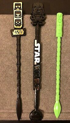 Geeki Tikis 2019 SDCC Star Wars Swizzle Stick Set Darth Vader False Idol Tiki
