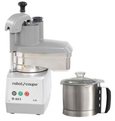ROBOT COUPE R401 Food Processor Cutter and Vegetable Slicer