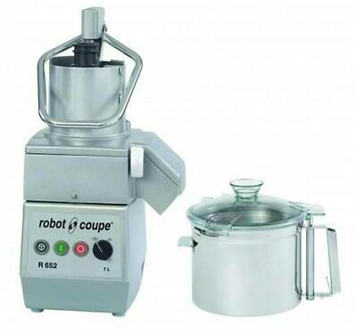 ROBOT COUPE R652 Food Processor Cutter and Vegetable Slicer
