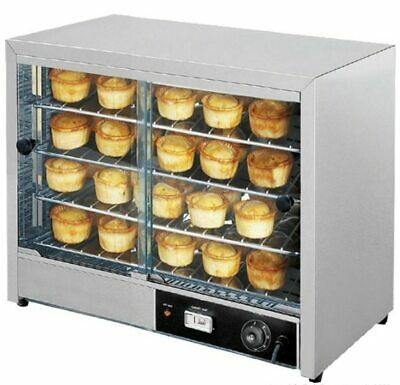 Hot Food Display & Pie Warmer - DH-580E