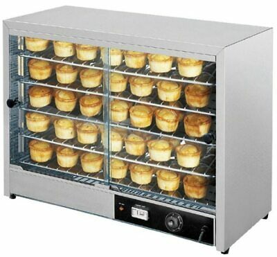 Hot Food Display & Pie Warmer - DH-805E