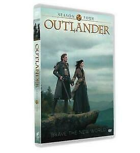 Outlander complete season 4 5 discs Brand new FREE TRACKING