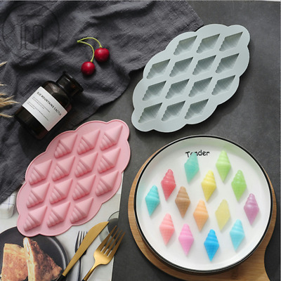 Seahorse Lobster Silicone Gummy Chocolate Baking Mold Ice Cube Tray Candy Mould