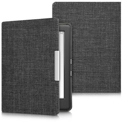 Slim Fabric Folio Case Cover for Kobo Glo HD Touch 2.0