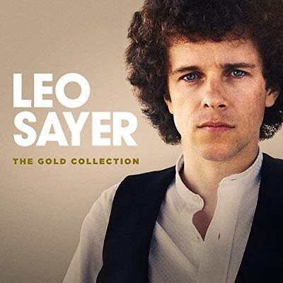 Leo Sayer - Gold Collection - The Best Of / Greatest Hits 3CD 2018 NEW/SEALED