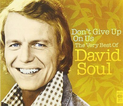 David Soul - The Very Best Of - Don't Give Up On Us 2CD NEW/SEALED