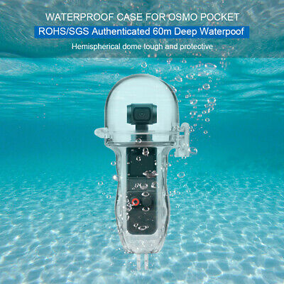 Waterproof Underwater Housing Case for OSMO Pocket Diving Camera Shell Box RC107