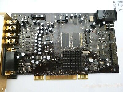 CREATIVE 5880-4CH SOUND CARD DRIVERS DOWNLOAD (2019)