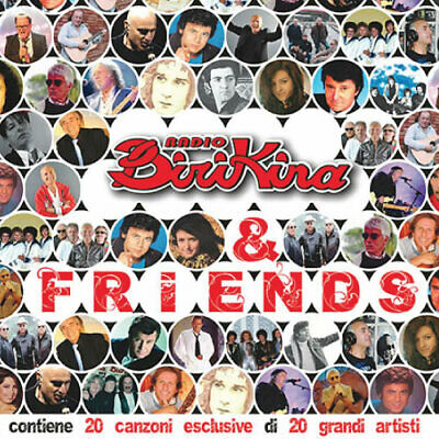 CD Birikina & Friends – Artisti Vari Radio Birikina