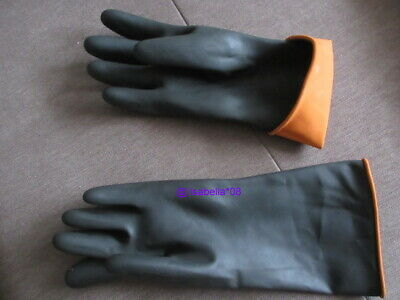 Gummi Handschuhe rar Rubber Gloves Gummihandschuhe Latex Maske