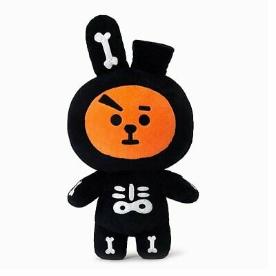 BTS BT21 Cooky Soft Plush Stuffed Toy Doll Halloween Limited Edition Official