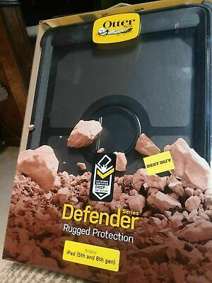 """NEW OtterBox Defender Case/Cover - iPad 9.7"""" (5th Generation 6th Generation) Gen"""