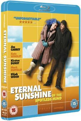 Eternal Sunshine of the Spotless Mind (Jim Carrey Kate Winslet) Region B Blu-ray