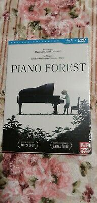 Piano Forest - Édition Collector Blu-Ray + DVD, inclus un Livret Collector - VF