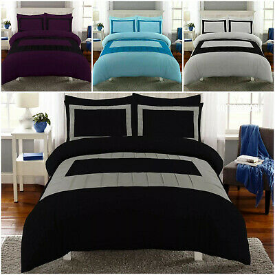 Wasi Luxury Duvet Cover Set Quilt Bedding Single Double King Super King Size