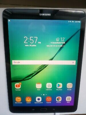 Samsung Galaxy Tab S2 SM-T813 32GB, Wi-Fi, 9.7in - Black (Burn in)
