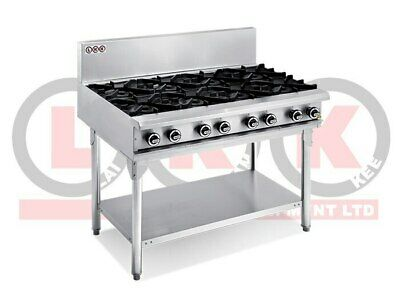 8 Open Burner Cooktop - LKKOB8D