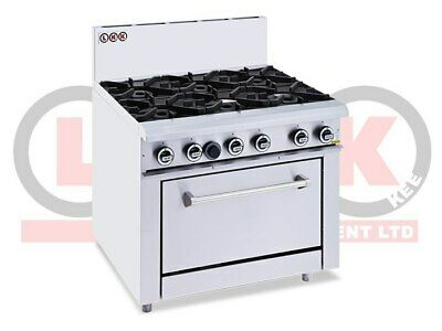 6 Gas Open Burner Cooktop - LKKOB6D+O