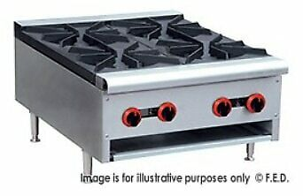 Gas Cook top 4 burner - RB-4E