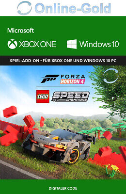 Forza Horizon 4 - LEGO Speed Champions DLC Xbox One & Wins 10 PC Digital Key DE