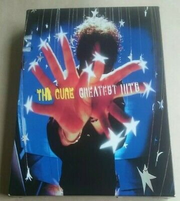 The Cure - Greatest Hits 2Cd + Dvd Box Set 2003 Best Of