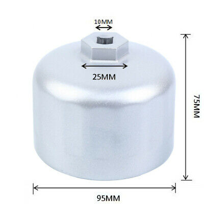 CTA VOLVO OIL FILTER WRENCH 86MM//16 FLU A261