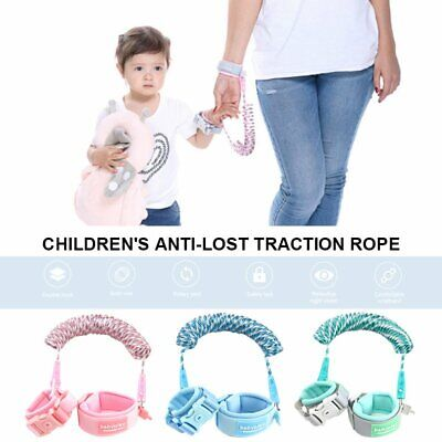 Anti-lost Harness Strap Wrist Leash Safety Walking Belt Hand Toddler Kids Baby