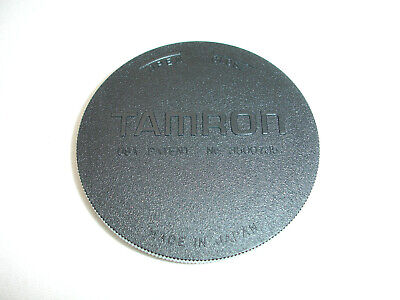 Tamron Adaptall Front Lens Cap for adapter