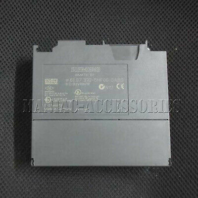 Used Siemens 6ES7332-5HF00-0AB0 tested it in good condition