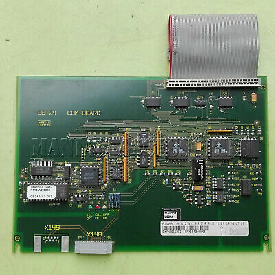 Used Siemens Speed Control Board 6RX1240-0AK01 tested it in good condition
