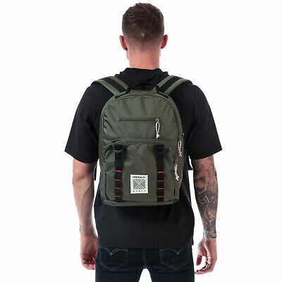 ADIDAS ORIGINALS ATRIC Backpack In Blue Large RRP £120