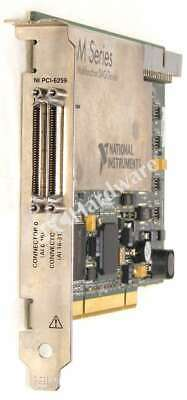 National Instruments PCI-6259 M Series 48 DIO PCI Multifunction I/O Device