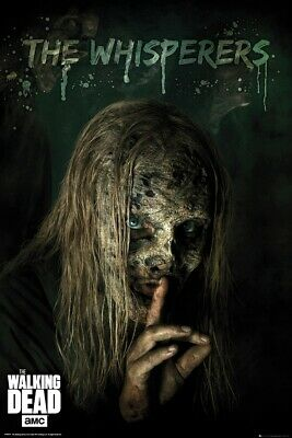 The Walking Dead - Tv Show Poster / Print (The Whisperers)