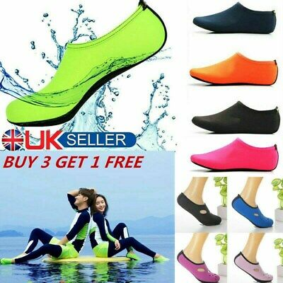 Adult Kids Non-slip Water Shoes Socks Diving Socks Wetsuit Swim Diving Socks UK