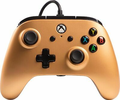 PowerA - Enhanced Wired Controller for Xbox One - Gold™