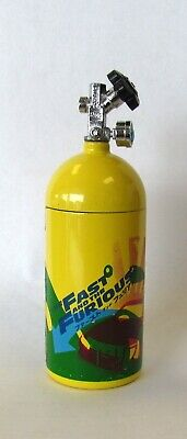 Fast and Furious Nitrus Tank Working Torch Lighter Scuba Flame NOS Free shipping
