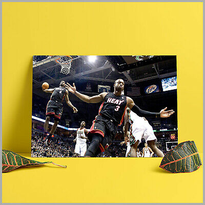 LeBron James And Dwyane Wade Poster Lebron James Poster From US Gift For man