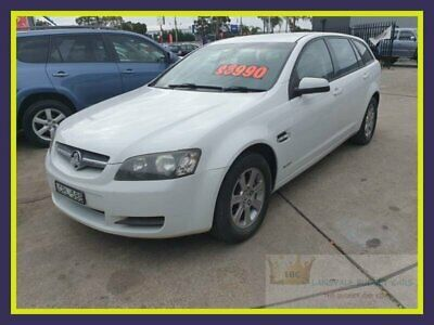 2009 HOLDEN VE Commodore S/Wagon Auto V6 Very Clean No Reserve (Not