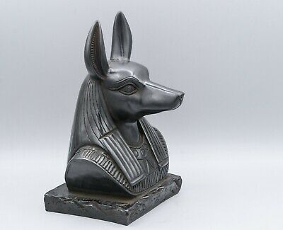 Unique Egyptian God Anubis statue polystone made in egypt