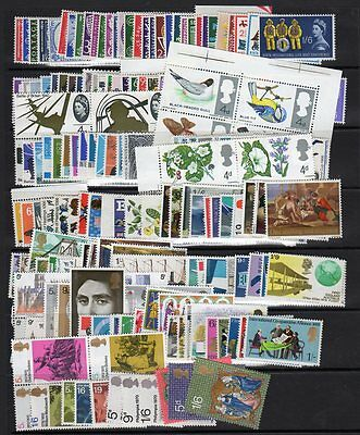 SG532-840 Complete Run Of QEII Commems UNMOUNTED MINT(601)