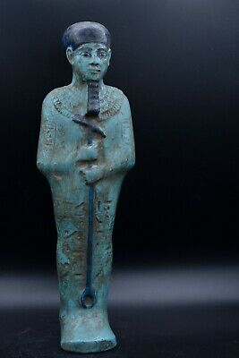 Rare Ancient Egyptian God craftsmen Ptah Statue made in egypt