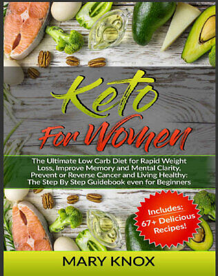 Keto for Women – Low carb Weight Loss Program. keto    Eb00k/PDF - FAST Delivery