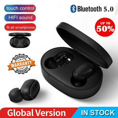 For Xiaomi RedMi TWS Airdots Headset Bluetooth 5.0 Earphone Stereo Earbuds USA