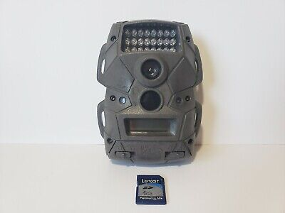 Wildgame Innovations Cloak 6 WGI-K6I2 Low Glow Infared Game Camera With SD Card