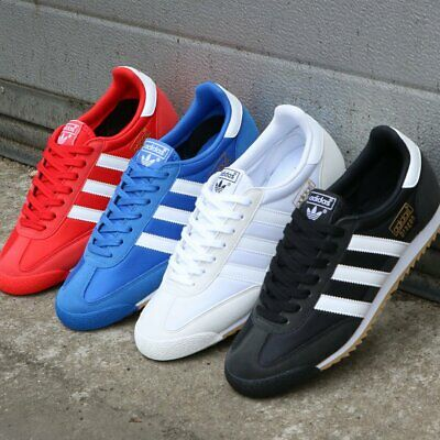 ✅ NEW ADIDAS Originals Dragon Mens Retro Sports Casual